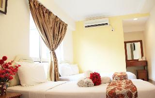 Sun Inns Hotel Lagoon - Zimmer