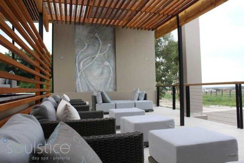 Lombardy Boutique Hotel - Terrasse