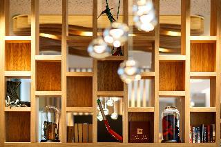 Hotel Allegra Lodge - Diele