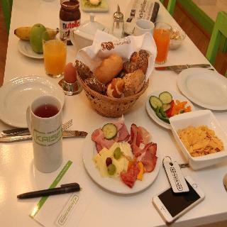 Hostel & Guesthouse Kaiser 23 - Restaurant