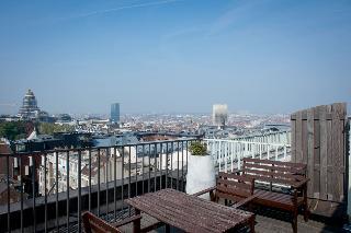 Hotel Chambord Brussels - Terrasse
