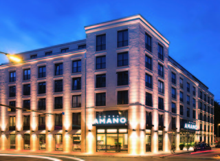 City Break Hotel Amano