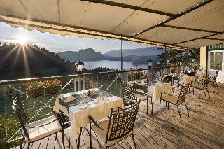 Hotel Triglav Bled - Terrasse