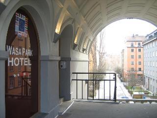 Wasa Park Hotel, Sankt Eriksplan 1,