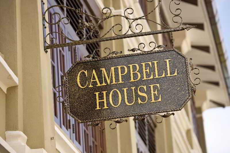 Campbell House Penang - Generell