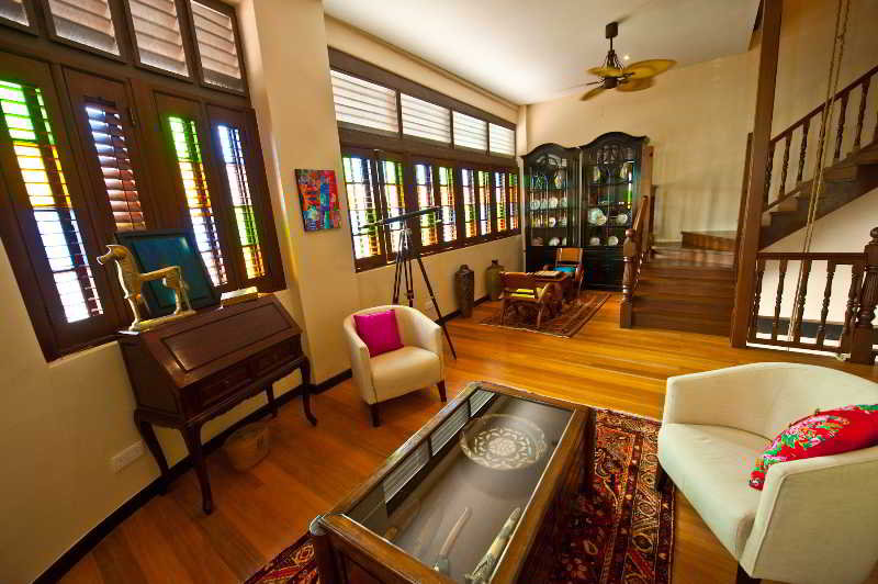 Campbell House Penang - Diele