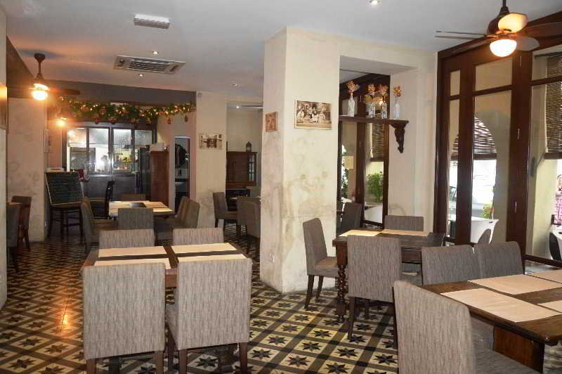 Campbell House Penang - Restaurant