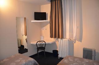 Hotel Suisse Et Bordeaux, 6 Place De La Gare,