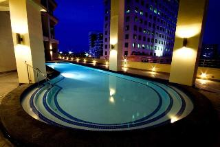 Mandarin Plaza Hotel - Pool