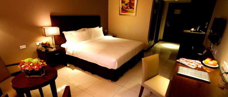 Mandarin Plaza Hotel - Zimmer