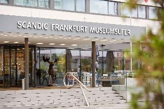 City Break Scandic Frankfurt Museumsufer