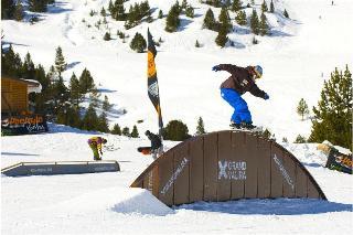 Tarter Pirineos 3000 - Sport