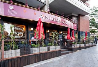 Amerian Executive Cordoba - Restaurant