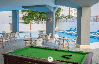 Apartamentos Palm Beach Club - Sport