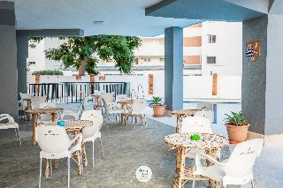 Apartamentos Palm Beach Club - Terrasse