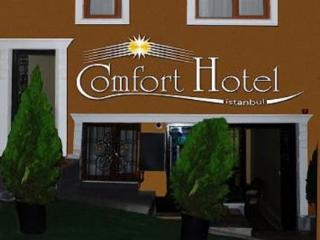 Istanbul Comfort Hotel Old City