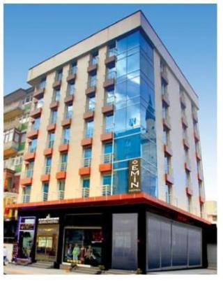 Emin Hotel, Mesihpaşa Caddesi Laleli…