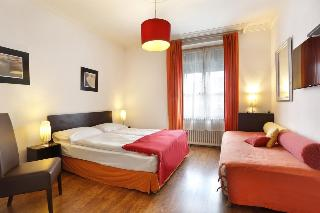 Tor Hotel Geneve, Rue Ami Levrier,3