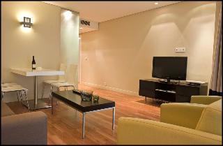 B-Aparthotel Montgomery - Zimmer