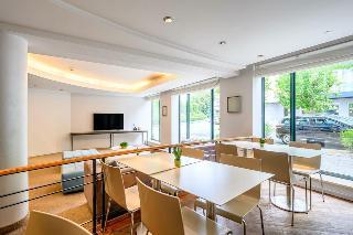 B-Aparthotel Ambiorix - Restaurant