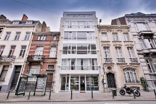 B Aparthotel Quartier Louise - Diele