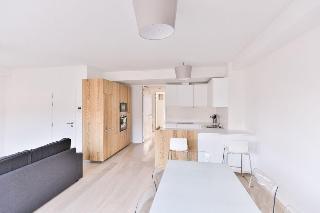 B Aparthotel Quartier Louise - Zimmer