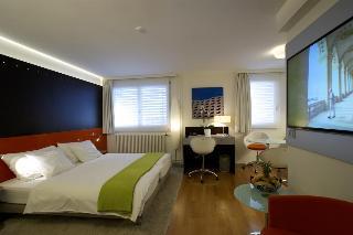 Design Hotel F6 - Generell