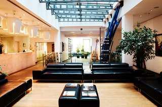 Aqua Hotel Brussels - Diele