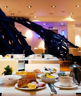 Aqua Hotel Brussels - Restaurant