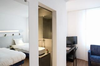 Aqua Hotel Brussels - Zimmer