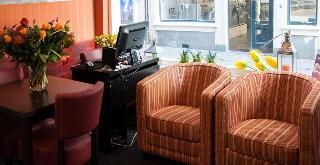 Continental Hotel, Damrak40 41,