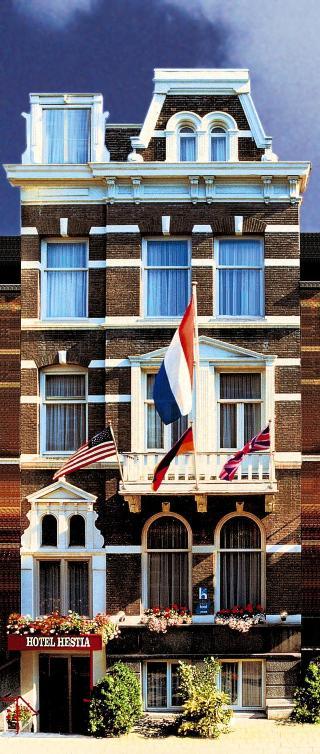 Hotel Hestia, Roemer Visscherstraat,