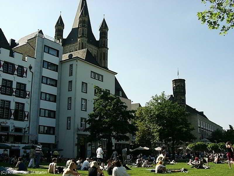 Rhein Hotel St. Martin