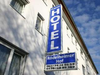 Garni Hotel Rodelheimer Hof