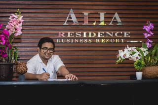 Alia Residence Business Resort - Diele