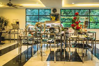 Alia Residence Business Resort - Restaurant