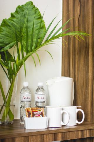 Alia Residence Business Resort - Zimmer