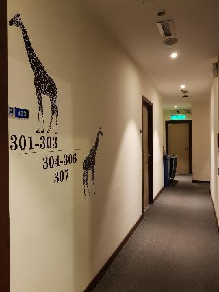 9 Square Hotel - Generell