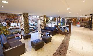 Alt Interlaken Hotel - Diele