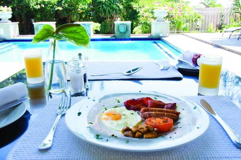 Auberge Hollandaise Guest House - Restaurant