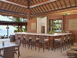 El Nido Resorts Pangulasian Island - Bar