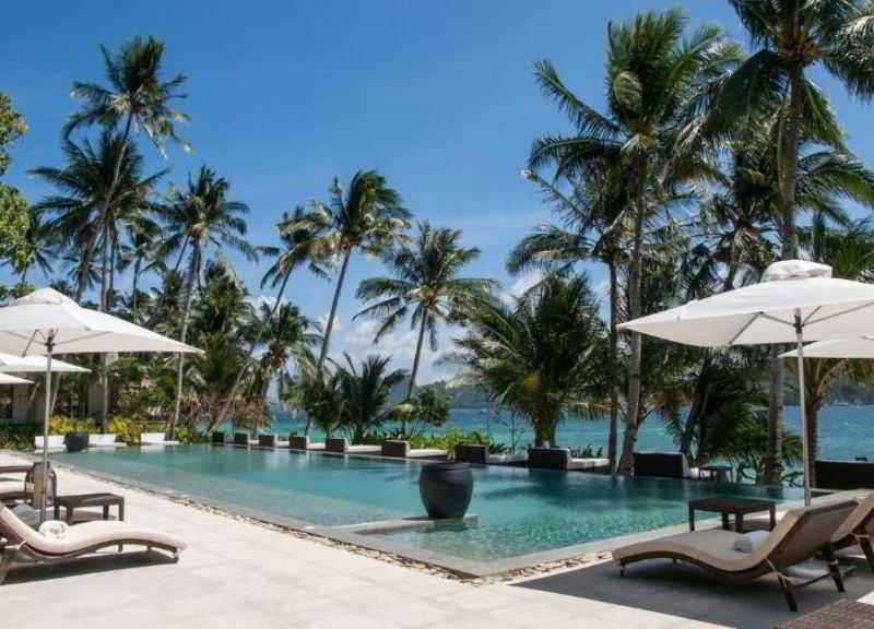 El Nido Resorts Pangulasian Island - Pool