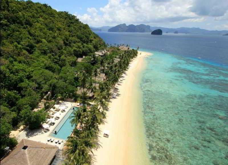 El Nido Resorts Pangulasian Island - Strand