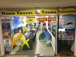 Checkers Backpackers Inn - Diele