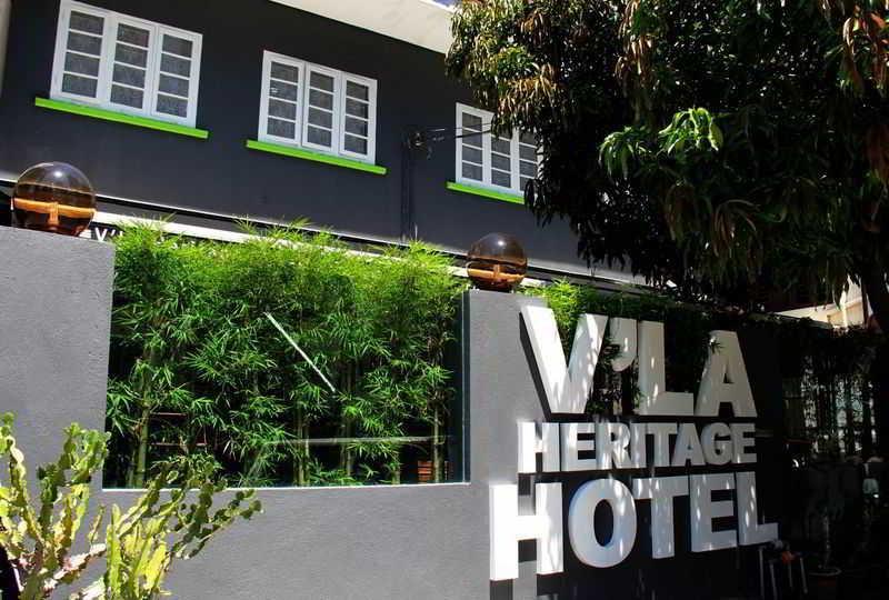 V'La Heritage Hotel - Generell