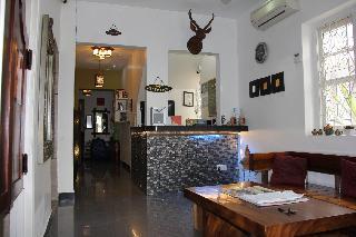 V'La Heritage Hotel - Diele