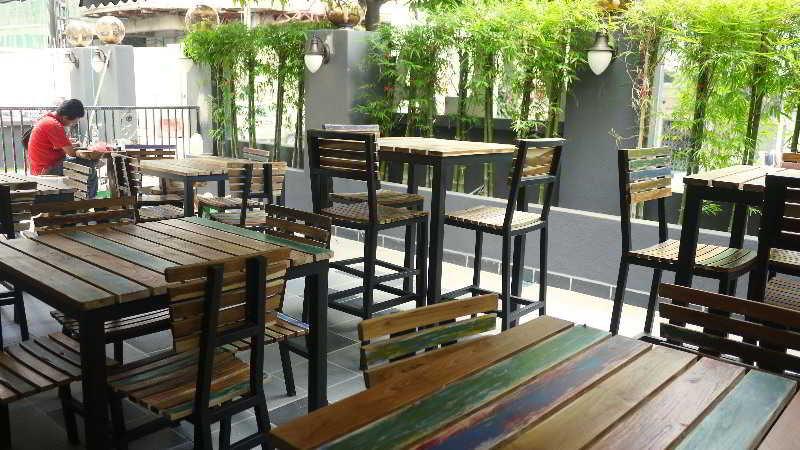V'La Heritage Hotel - Restaurant