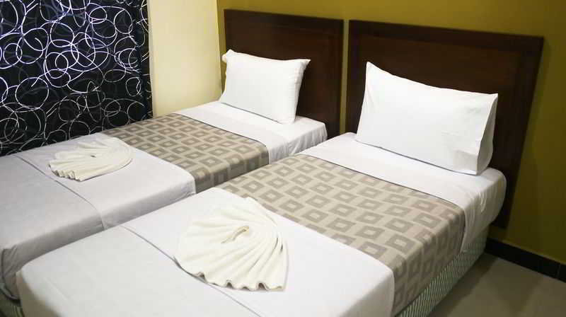V'La Heritage Hotel - Zimmer