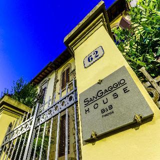Sangaggio House, Florence, Firenze