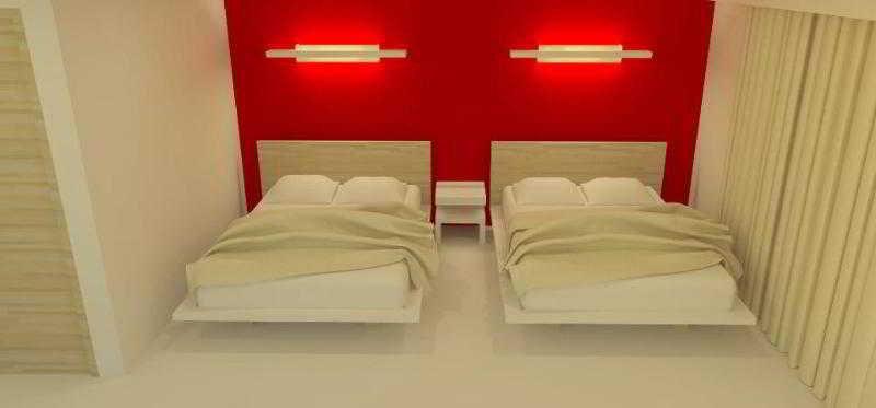 LSM Square Residence - Zimmer